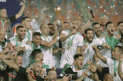 Article : Après la victoire, joie et allégresse en Algérie